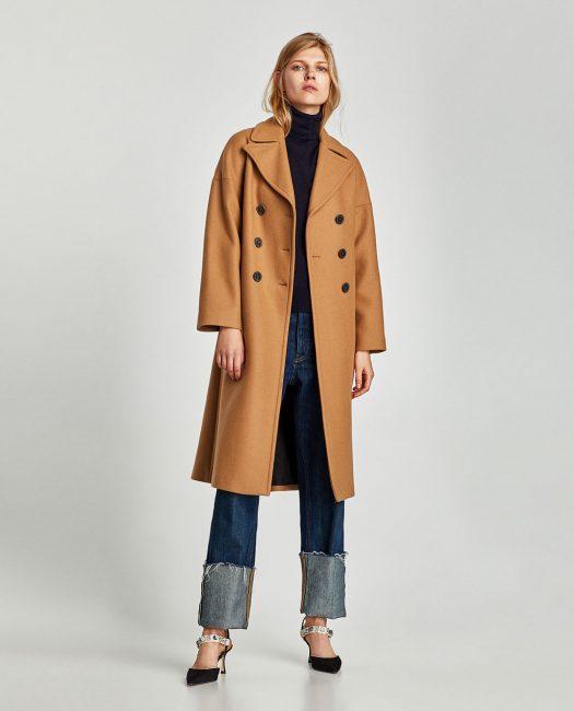 zara donne 2017 cappotti