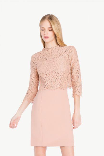 Vestiti eleganti twin set 2018
