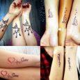 Foto Tatuaggi per sorelle