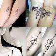 Idea Tatuaggio per sorelle