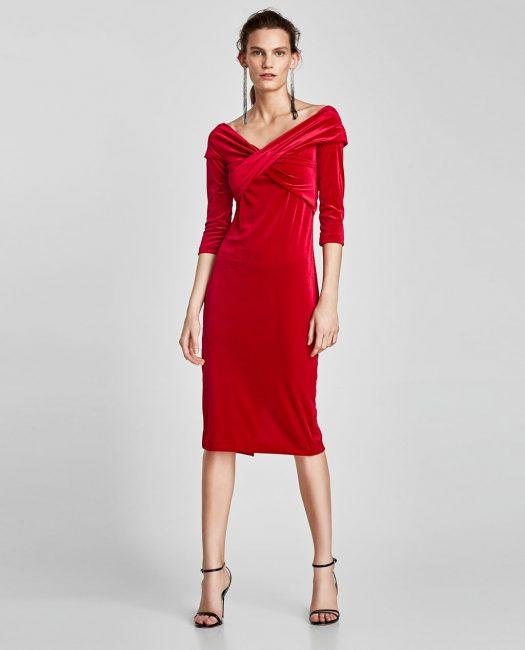 Vestiti rossi capodanno 2018