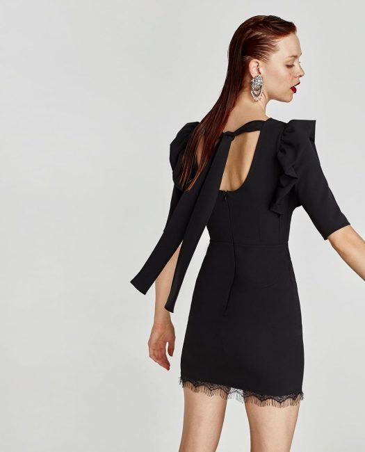 Abito bianco e nero zara – Modelli alla moda di abiti 2018 fa6f5a5af65