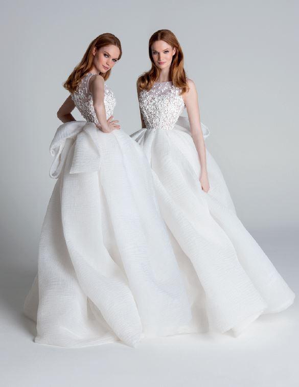 Abiti da sposa da principessa Antonio Riva collezione 2018