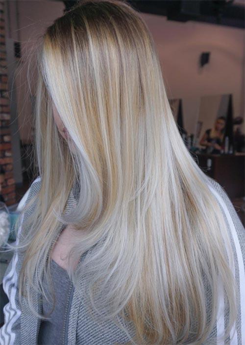Colore capelli dal pastello bianco al biondo - Lei Trendy