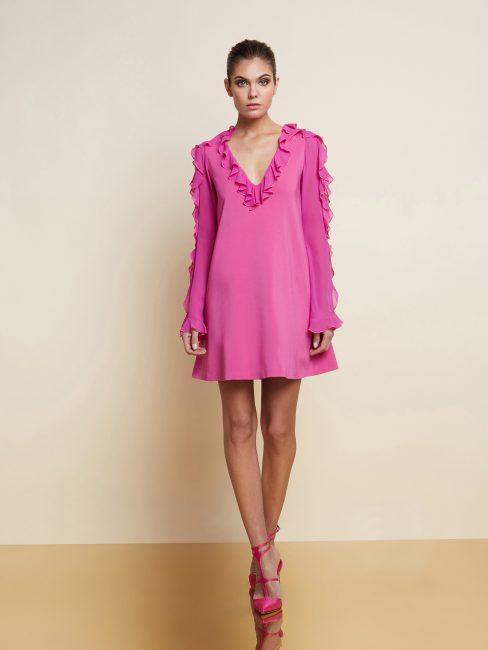 Vestiti Eleganti Motivi.Abiti Eleganti Motivi Collezione Smart Couture Primavera Estate 2018