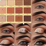 Foto tutorial trucco occhi