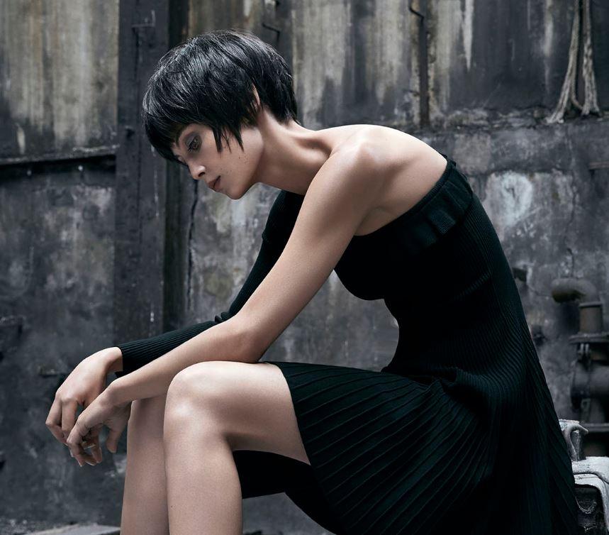Idea taglio capelli corti donna 2018