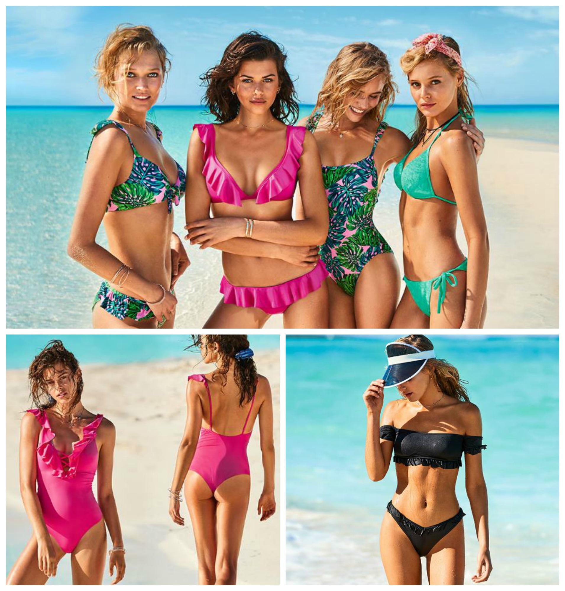 rivenditore all'ingrosso c350b c5c07 Costumi Calzedonia 2018 Catalogo Bikini e Costumi interi