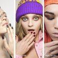 10 Tendenze Moda e Colori Unghie Inverno 2018 2019