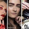 Nail Art gioiello moda unghie autunno inverno 2018 2019