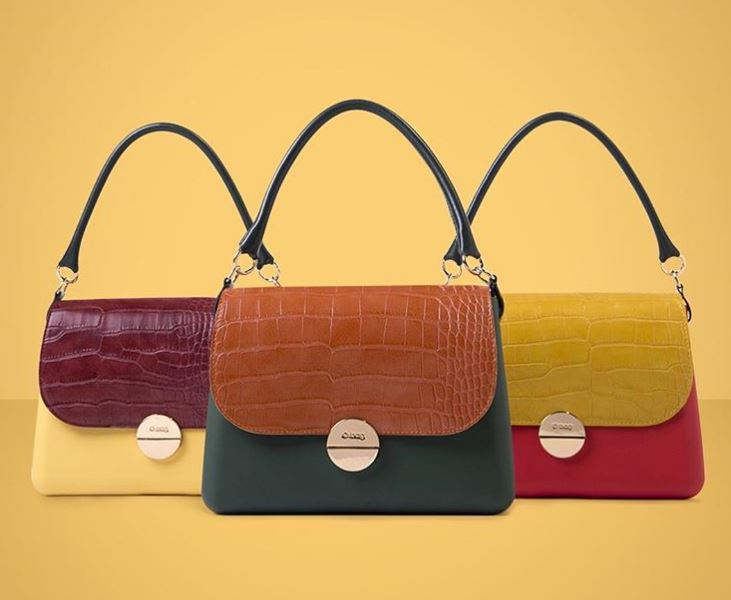 aa948a3075cdac Nuova Borsa O Bag Glam collezione autunno inverno 2018 2019 - Lei Trendy