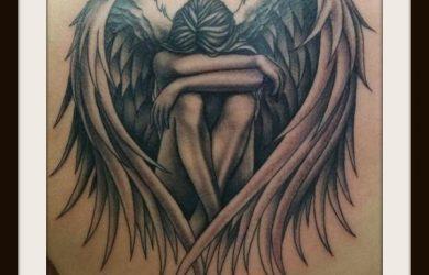 15 Immagini Tatuaggi Angeli
