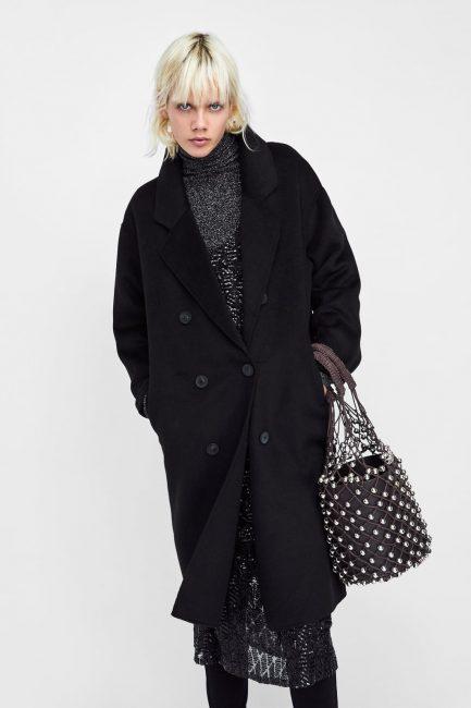Inverno 2019 2018 Cappotti Zara E Foto Lei Trendy Prezzi Etq5wwO 5df33521cc2