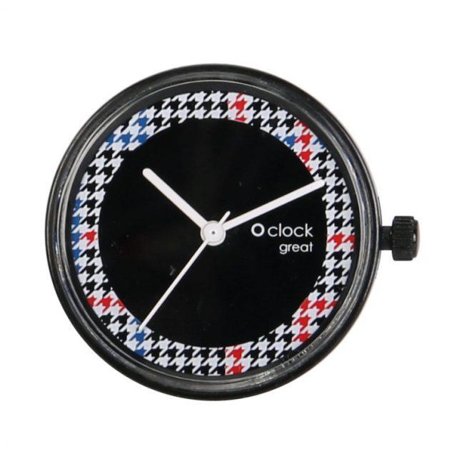 MECCANISMO O CLOCK PINK ATTITUDE