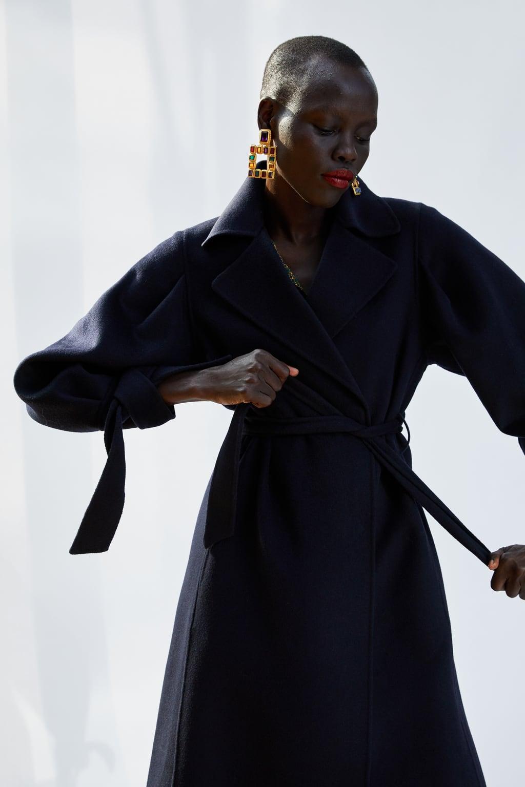 Zara Cappotti collezione inverno 2018 2019