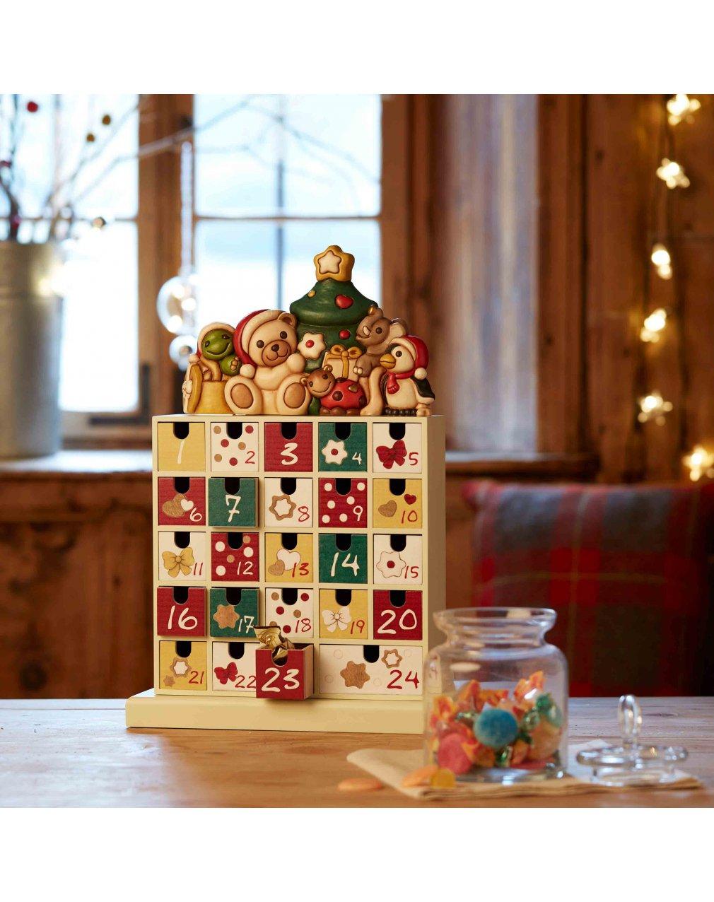 Novita catalogo Thun Natale 2018 Calendario Avvento