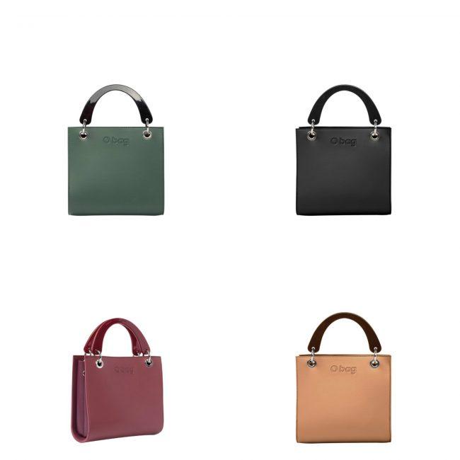 Nuove Borse O bag Natale 2018: O Bag Double e O Bag Sheen
