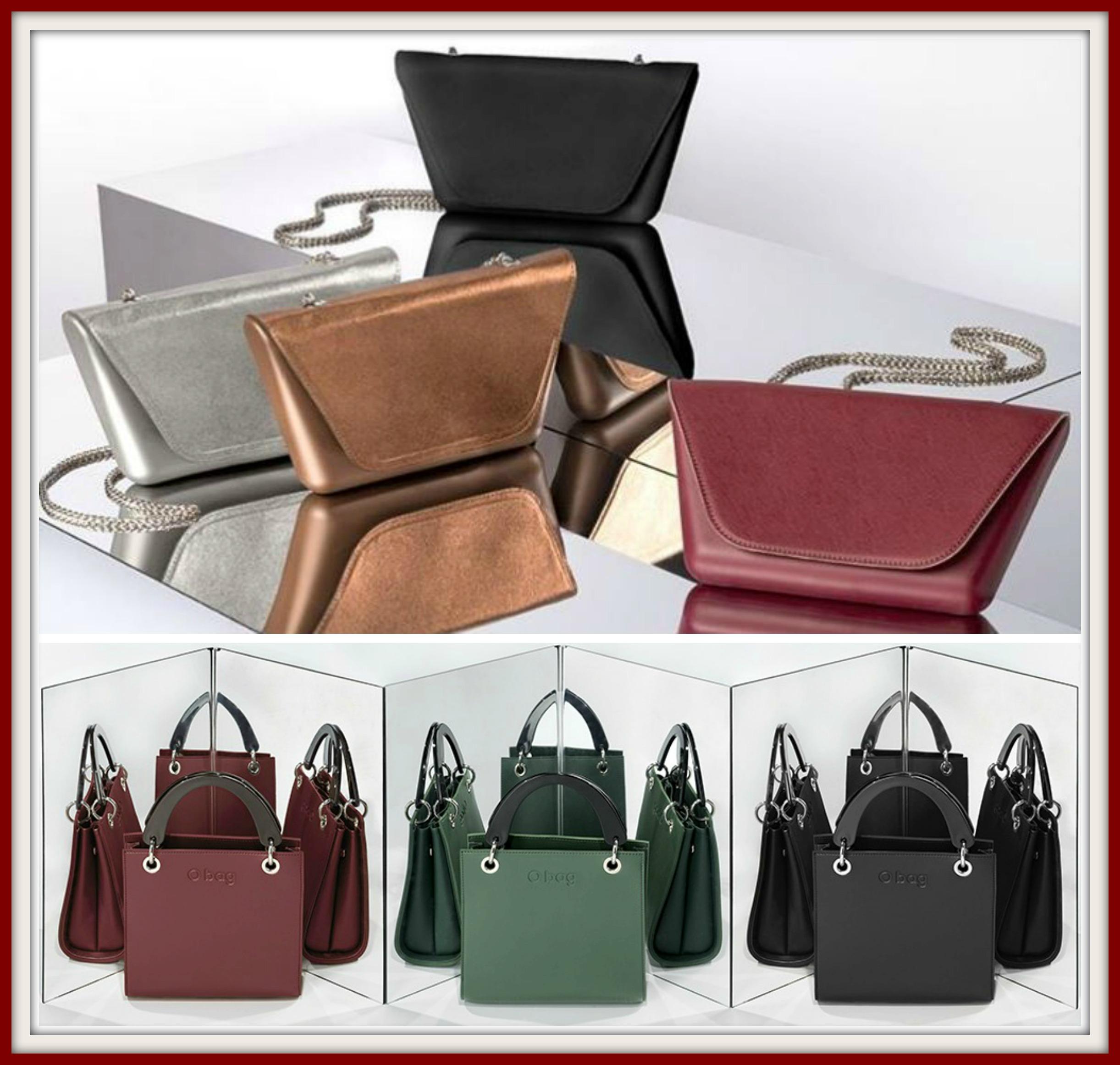 Nuove Borse O Bag collezione Natale 2018