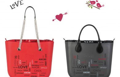 Nuove Borse O Bag Love San Valentino 2019