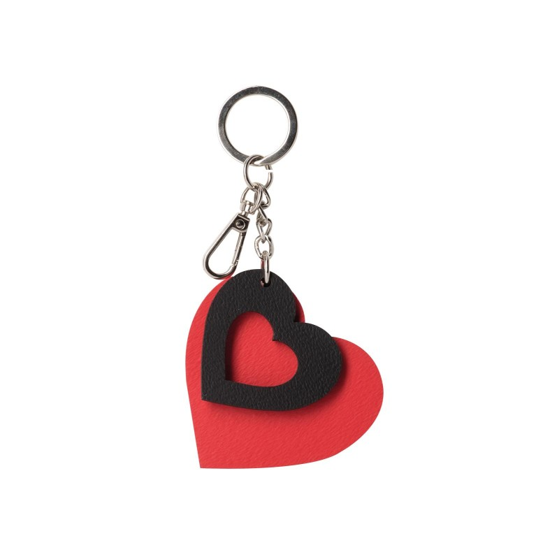 Portachiavi con cuori O Bag per San Valentino 2019 prezzo 12 euro