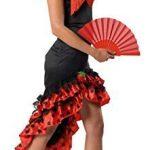 Vestito Carnevale Ballerina di Flamenco