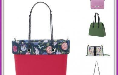 Anticipazioni Borse O Bag collezione primavera estate 2019