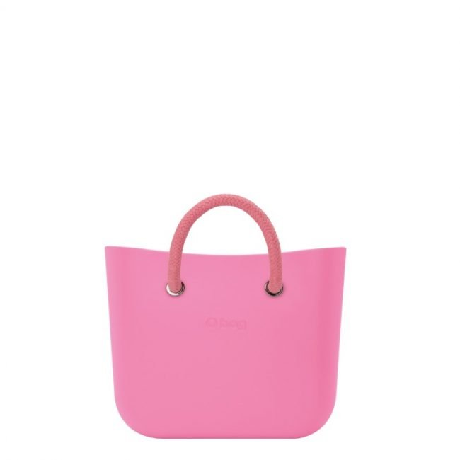Borsa O Bag Mini total Pink estate 2019