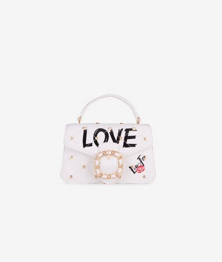 Borsa a mano Liu Jo Romantica Love San Valentino 2019 prezzo 125 euro
