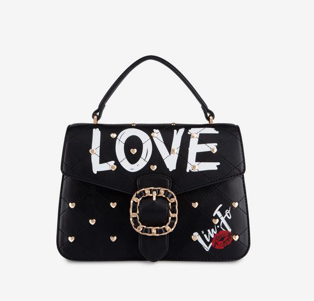 Borsa a mano Liu Jo Romantica Love San Valentino 2019 prezzo 159 euro