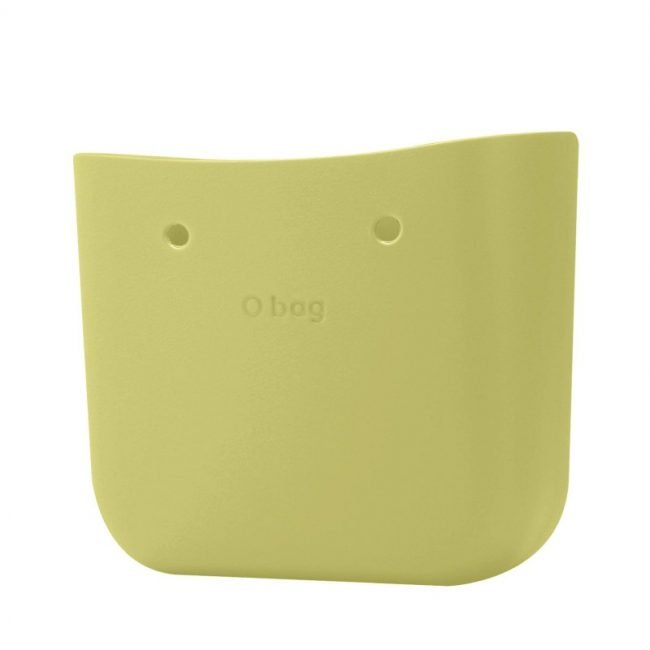Colore borsa O bag Celery Green