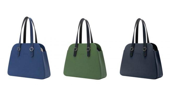 Nuove borse O Bag Reverse collezione primavera estate 2019