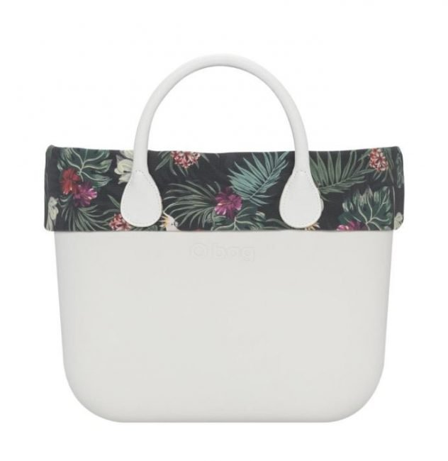 Nuovo bordo borsa O bag fantasia Caribbean Jungle estate 2019