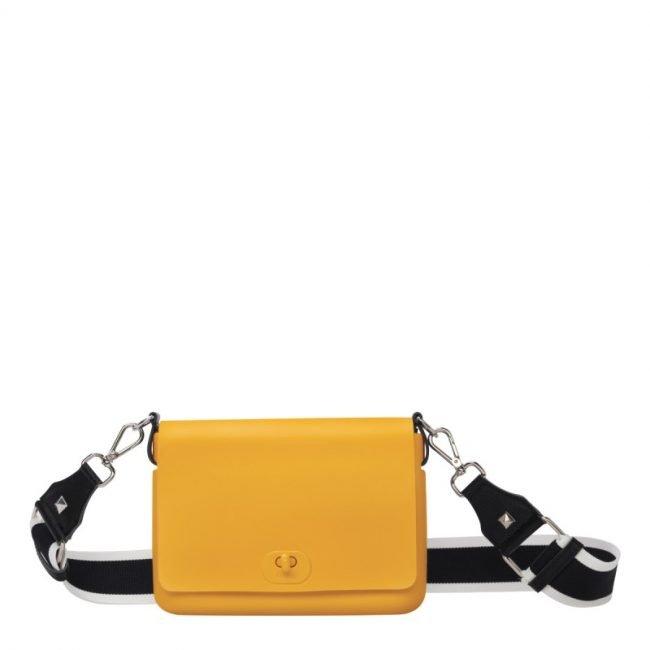 a10f50009f Borsetta O Pocket con nuova pattina e tracolla collezione primavera estate  2019 prezzo 77 euro colore