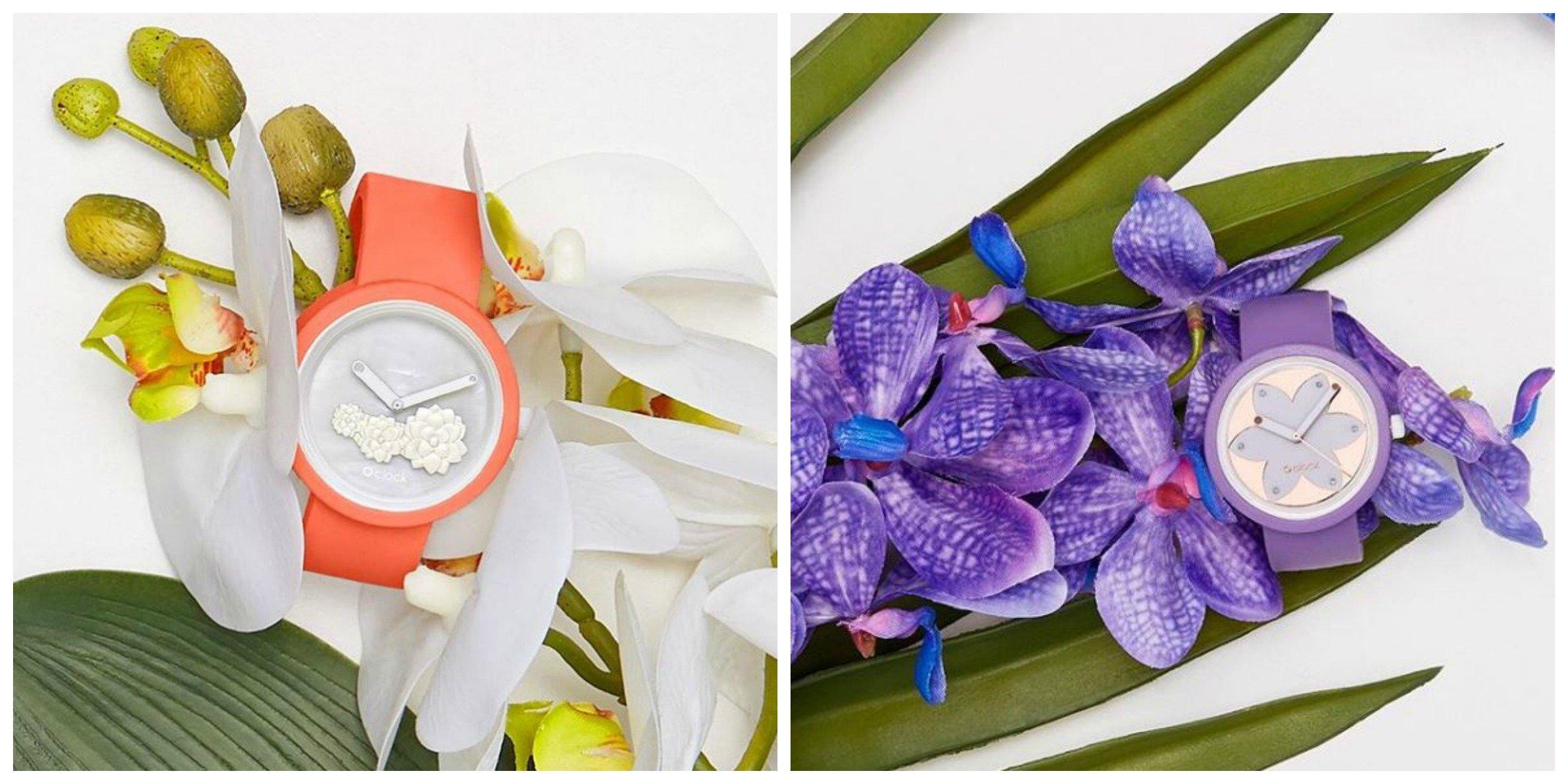 Collezione orologi O Clock di o bag primavera estate 2019