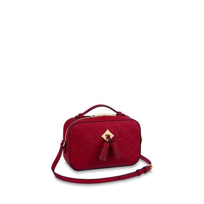 Louis Vuitton nuova borsa modello Saintonge 2019