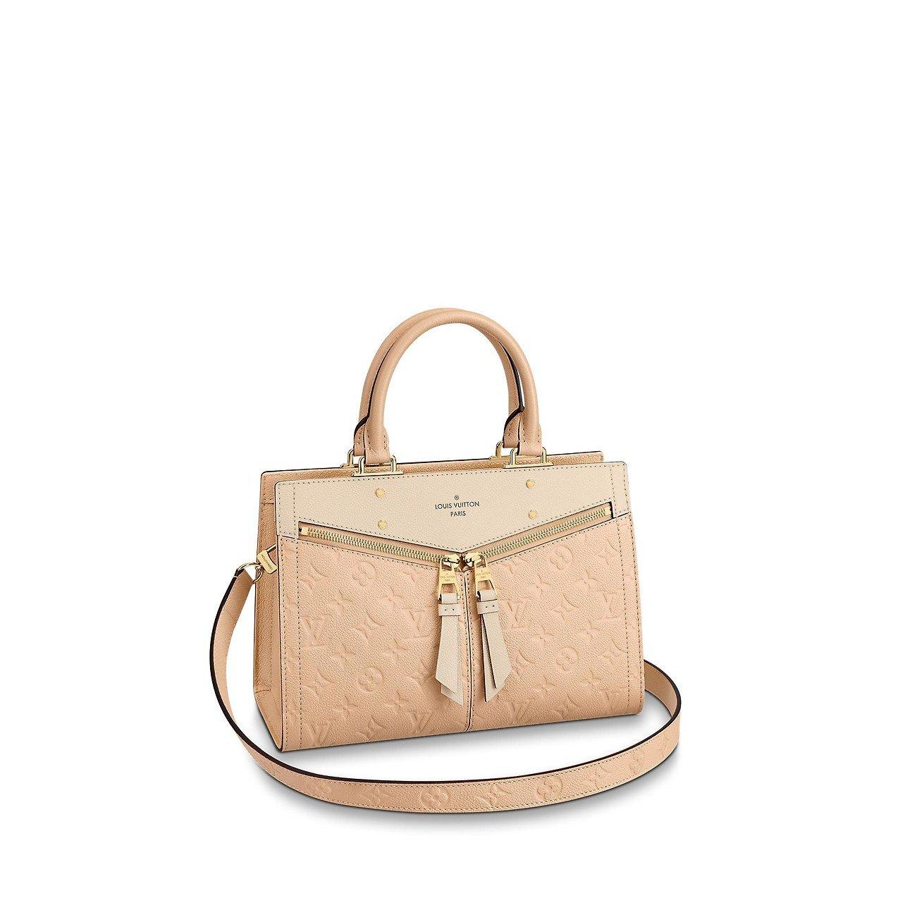 Nuova borsa Louis Vuitton modello Sully 2019 prezzo 2020 euro