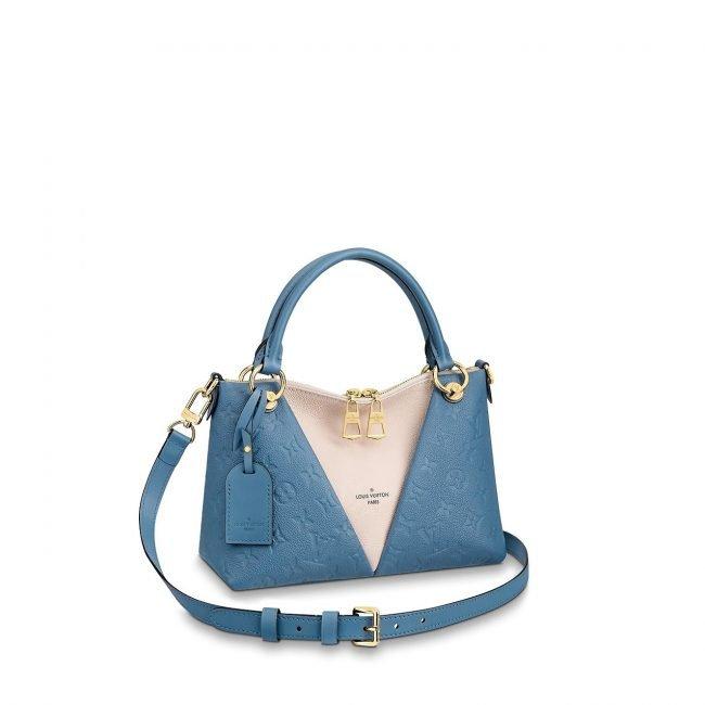 Nuova borsa Louis Vuitton primavera estate 2019 V Tote BB