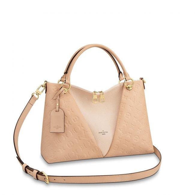 Nuova borsa Louis Vuitton primavera estate 2019 V Tote MM