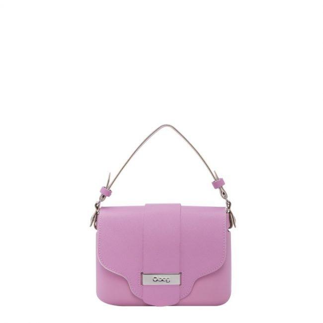 Nuova borsetta O Pocket colore Pink collezione primavera estate 2019 prezzo 67 euro