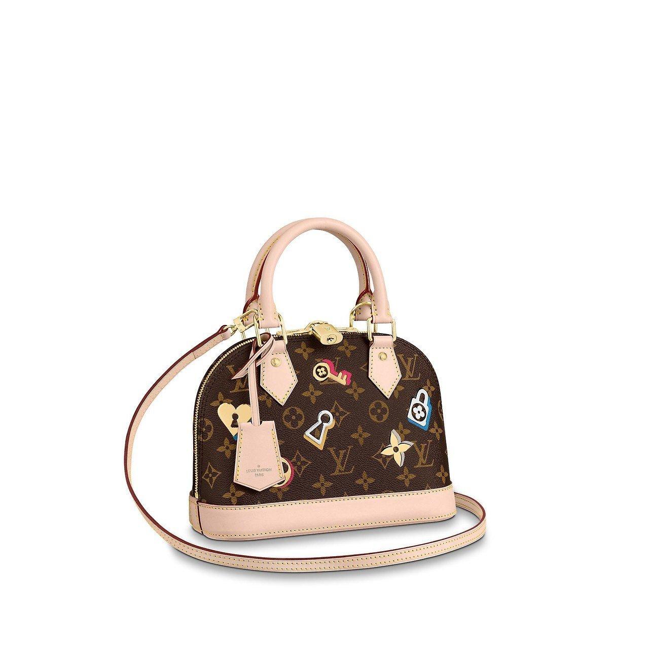 Nuova rivisitazione borsa Alma Louis Vuitton prezzo 1420 euro collezione 2019