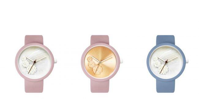 Nuovo orologio O Clock Waterlilies 2019