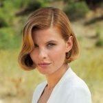Taglio capelli medio corto donna by Saint Algue