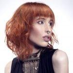Taglio medio con capelli mossi 2019 by Jose Urrutia