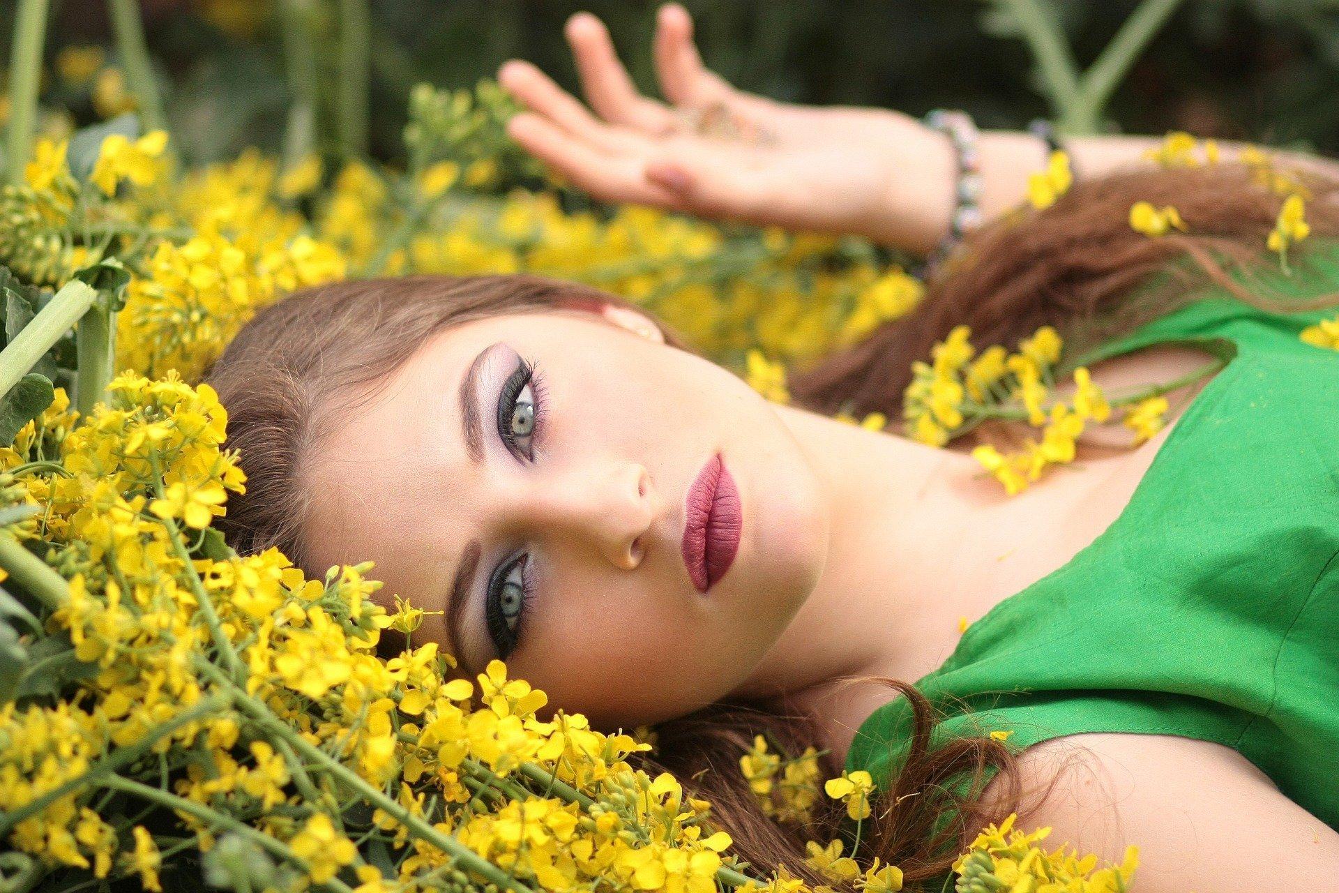 Come valorizzare gli occhi verdi con il trucco