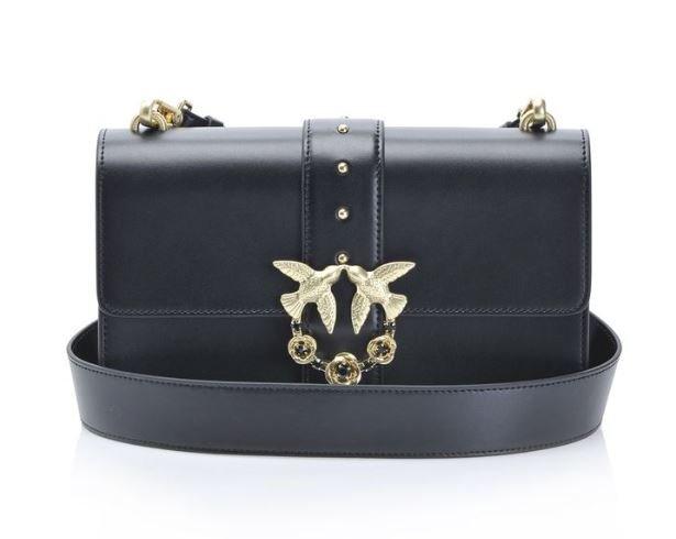 Borsa Love Bag Simply con fibbia gioiello prezzo 270 euro