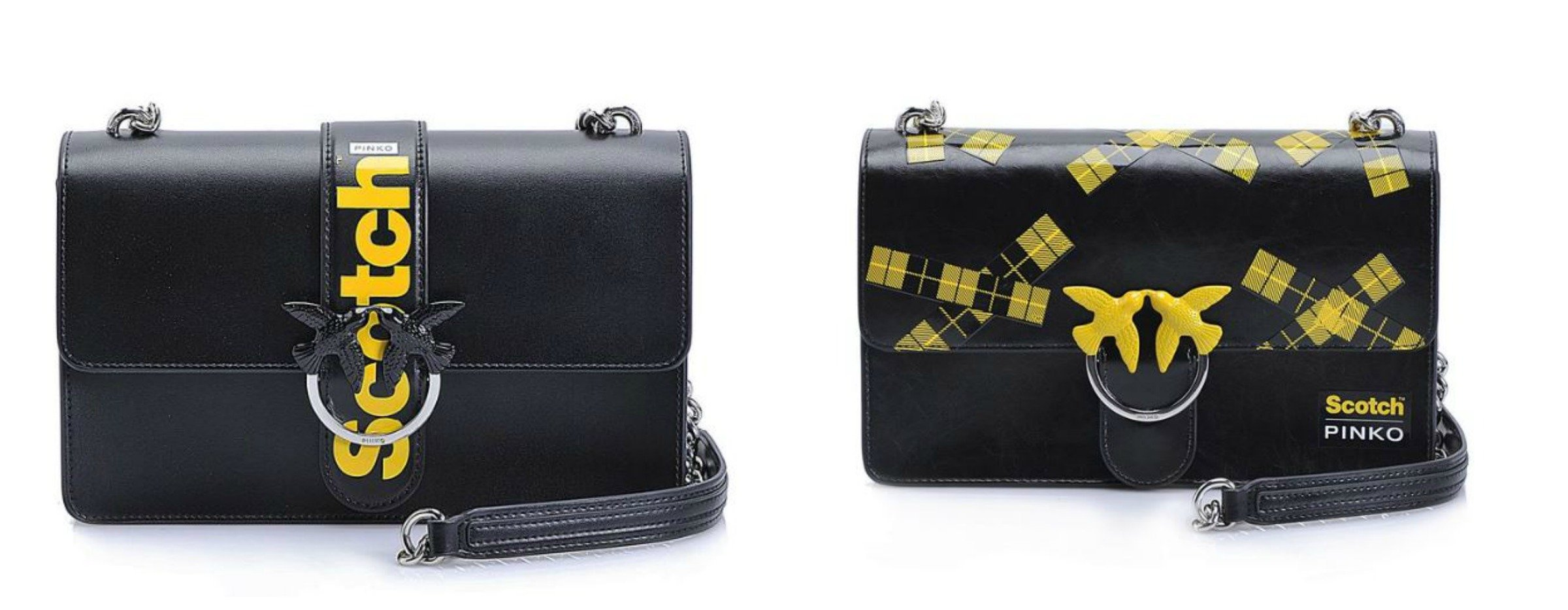 Nuova borsa Pinko Love Bag Scotch 2019