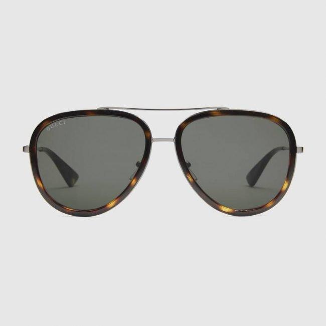 Occhiale da sole Aviator Gucci 2019