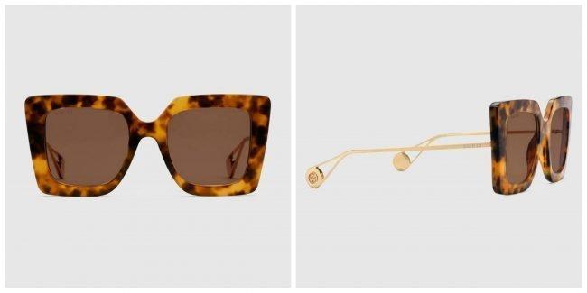 Occhiali da sole Gucci donna collezione 2019