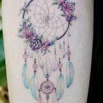Immagine Tatuaggio Acchiappasogni