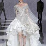 Abito da sposa Carlo Pignatelli sfilata 2020
